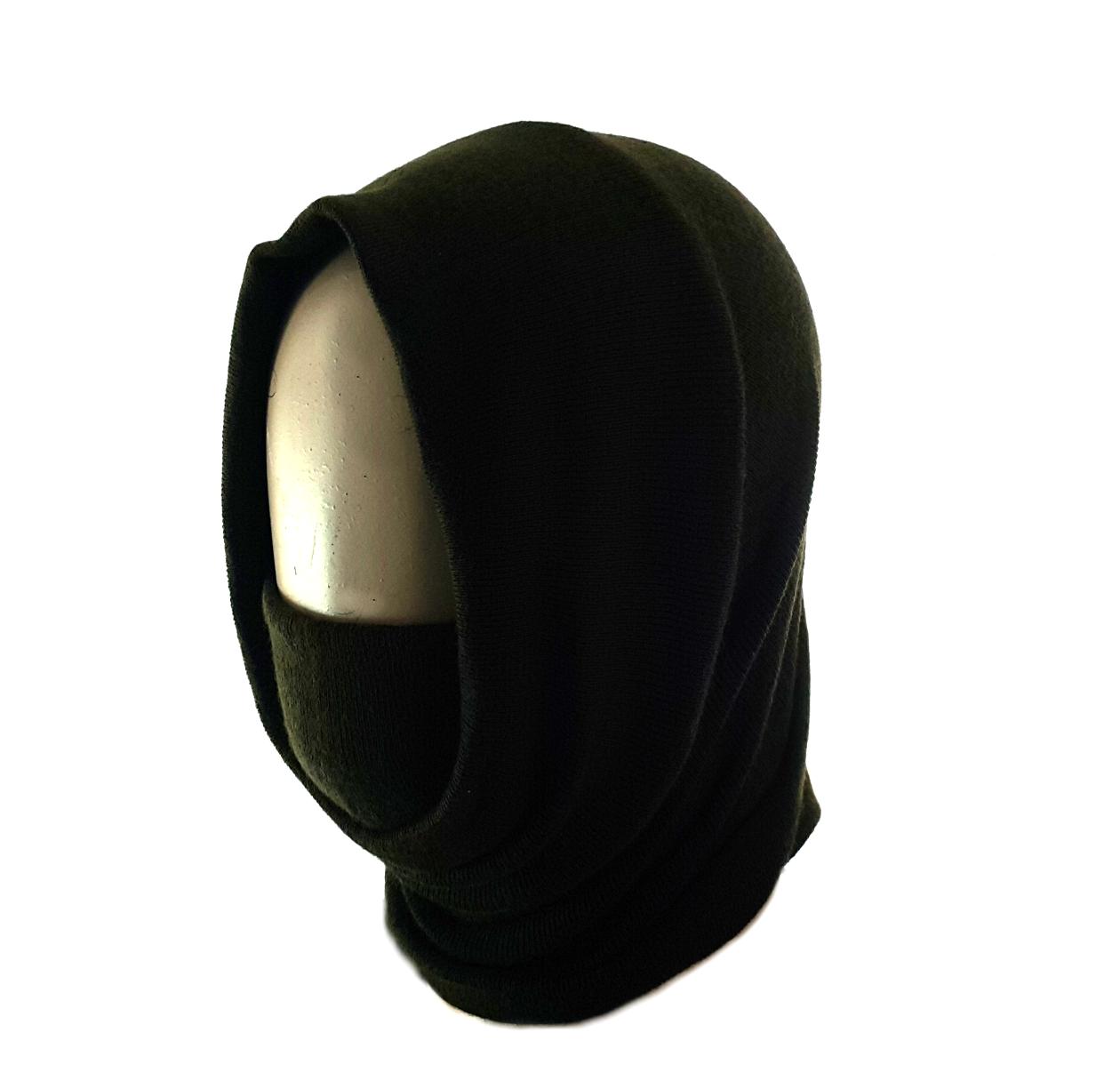 Зимний шарф шапка-балаклава модель 95 люкс