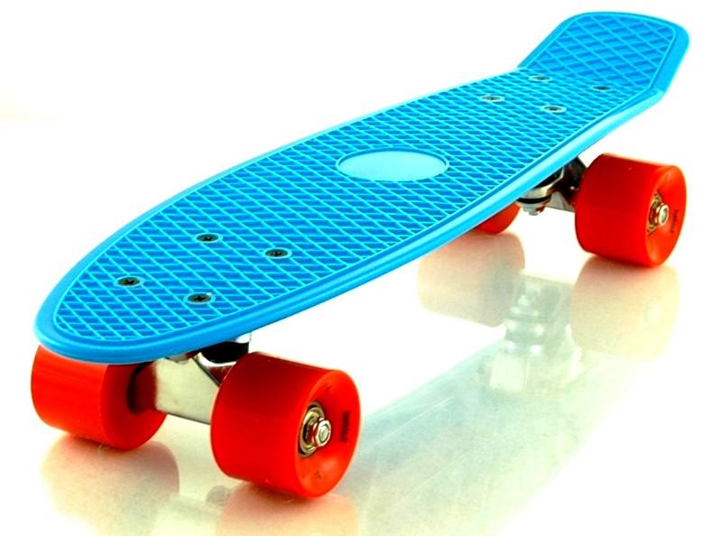 Skateboard Municipal Board Fish Penny Board SBS830