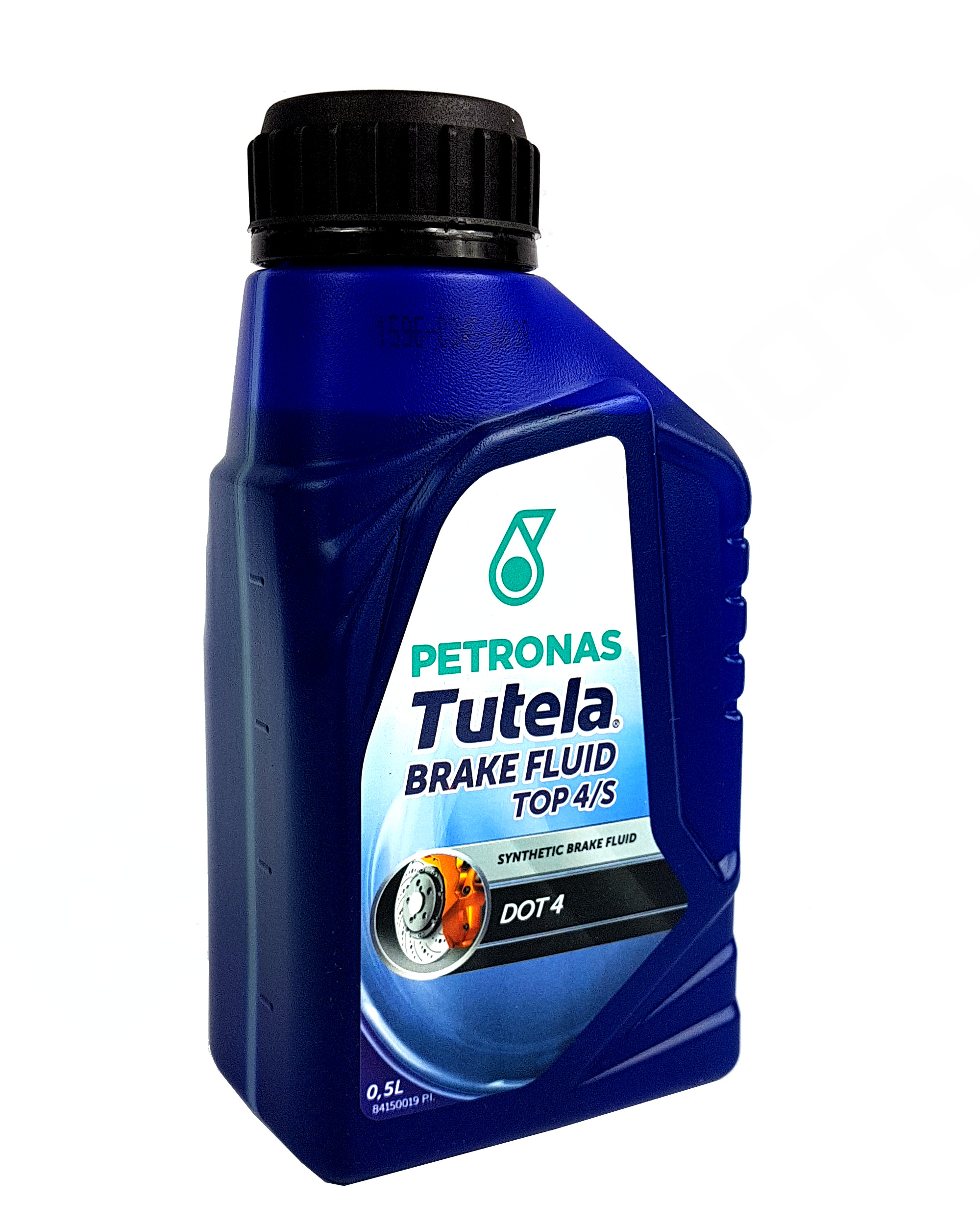 Тормозная жидкость Tutela TOP 4 /s (DOT-4) 500 мл