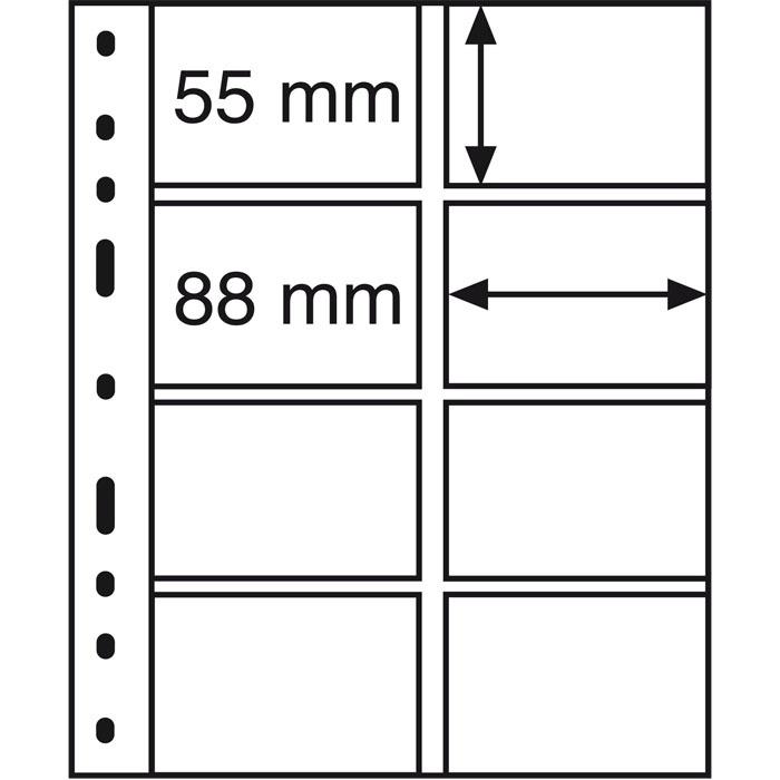 Карты OPTIMA 4 VC телефонные карты - Leuchtturm доставка товаров из Польши и Allegro на русском
