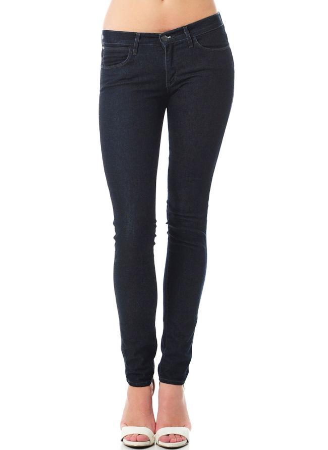 Wrangler model Corynn - Slim spodnie rurki W25 L34