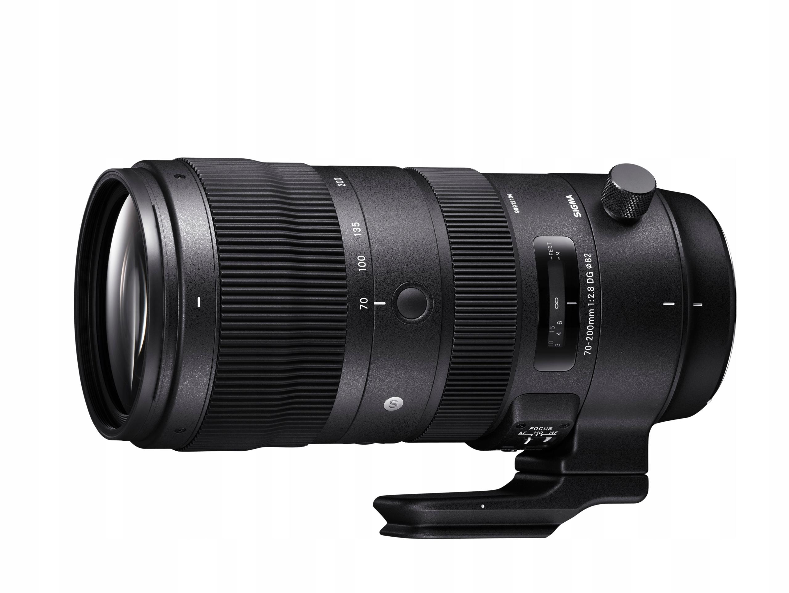 Item SIGMA Sport 70-200mm 2.8 DG OS HSM Canon TIPA2019