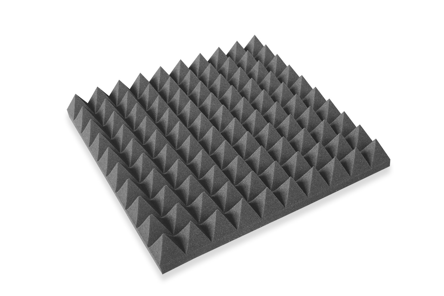 Item FOAM, ACOUSTIC SPONGE, Pyramid 50x50x5