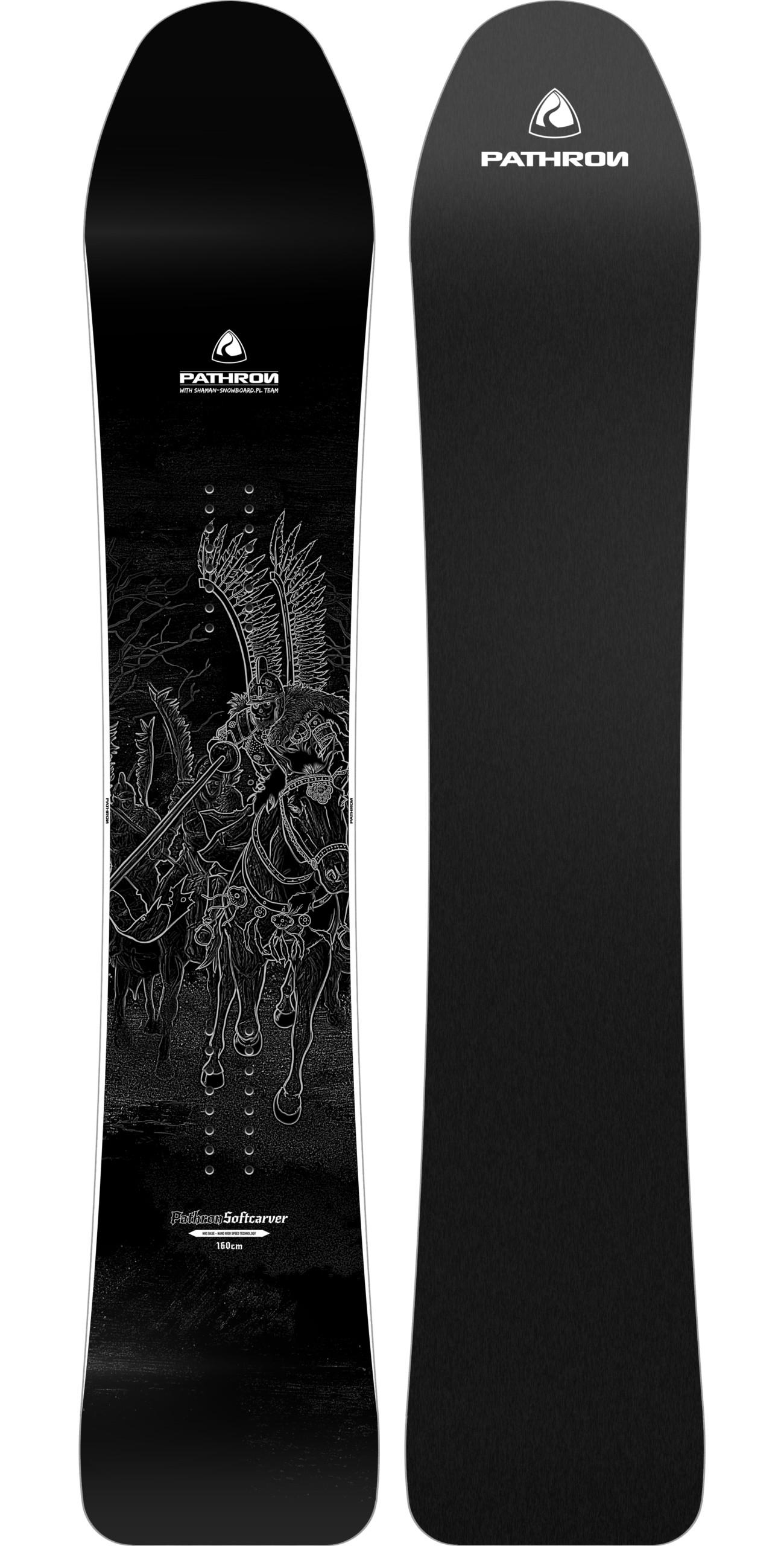 Купить НОВАЯ сноубординг PATHRON SOFTCARVER 160CM 2018 на Eurozakup - цены и фото - доставка из Польши и стран Европы в Украину.