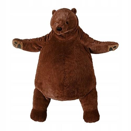 Medvedík IKEA DJUNGELSKOG medveď 100cm
