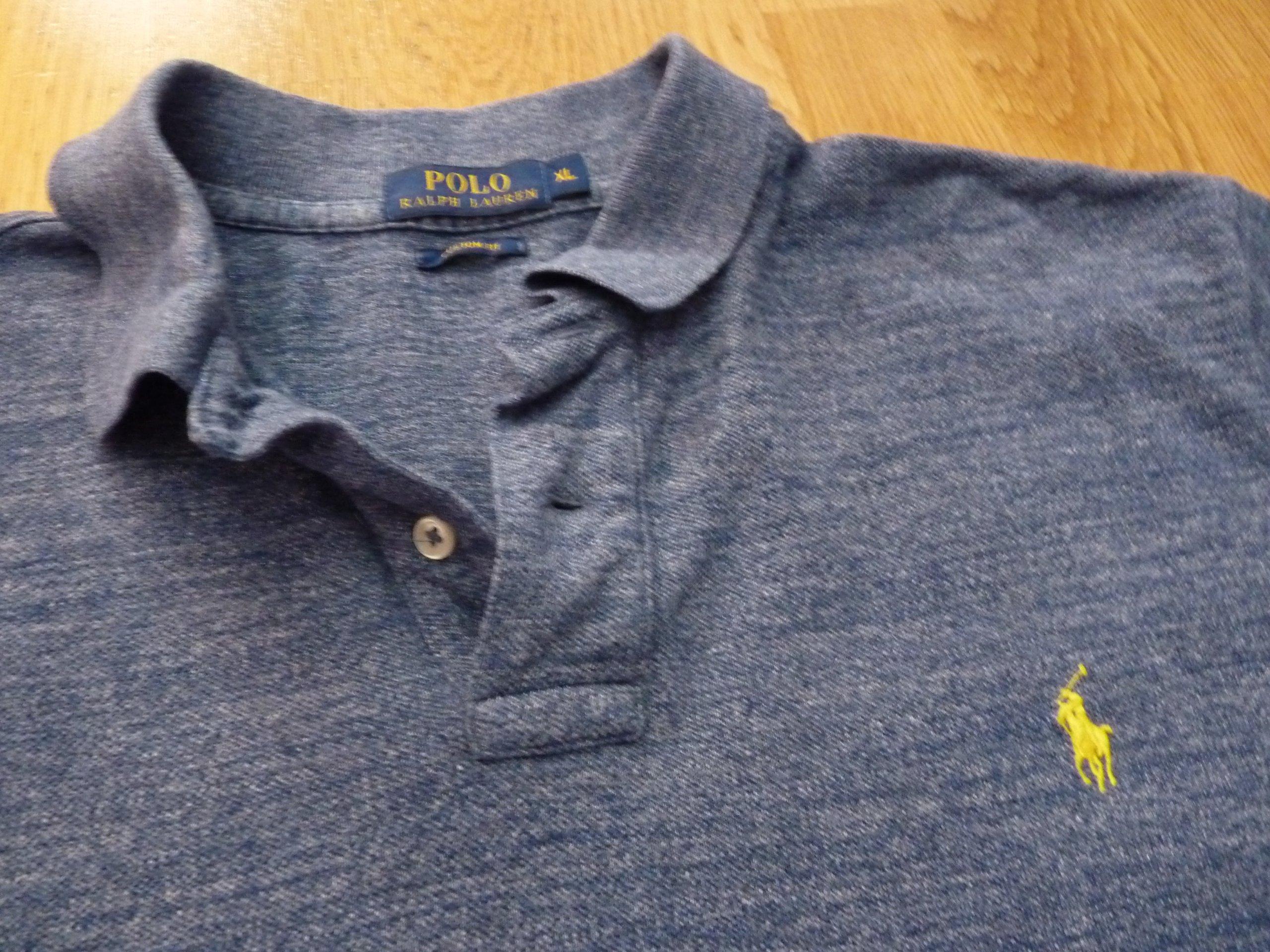 bf3b69000 RALPH LAUREN koszulka POLO męska XL - 7345388863 - oficjalne ...