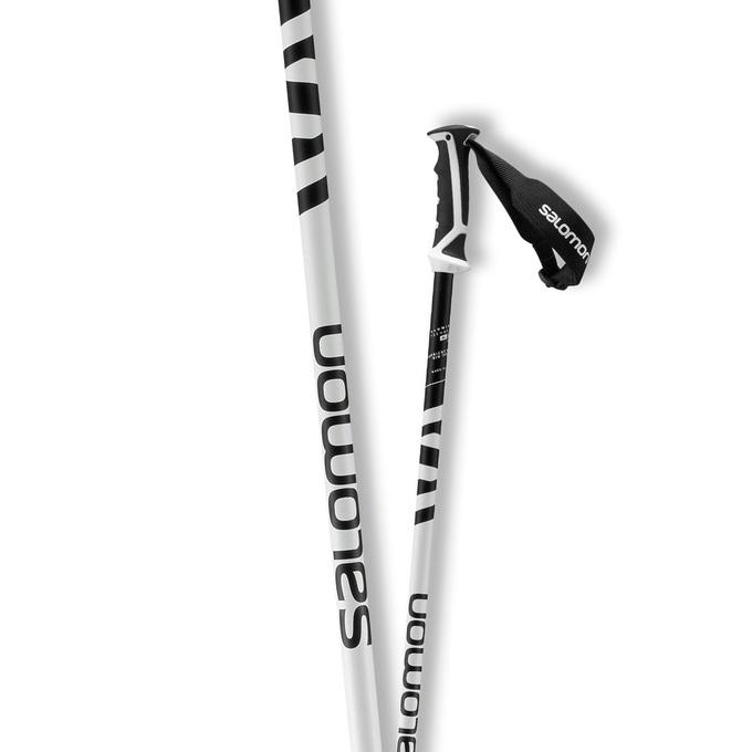 Kije Salomon X 08 White 125 cm 7130114244 oficjalne