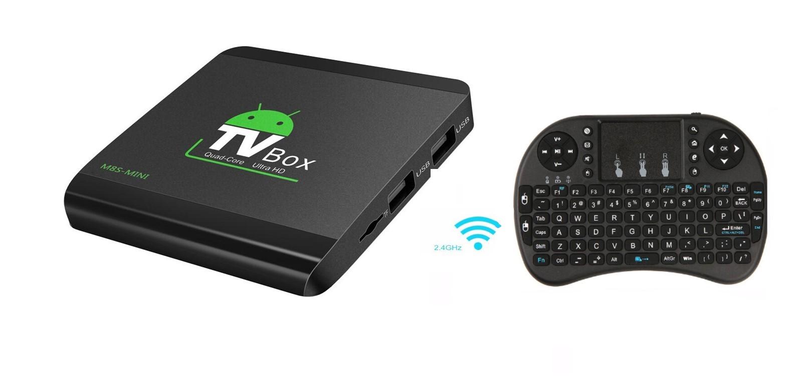 Smart Tv Box Android 5.1 + GRATIS Klawiatura