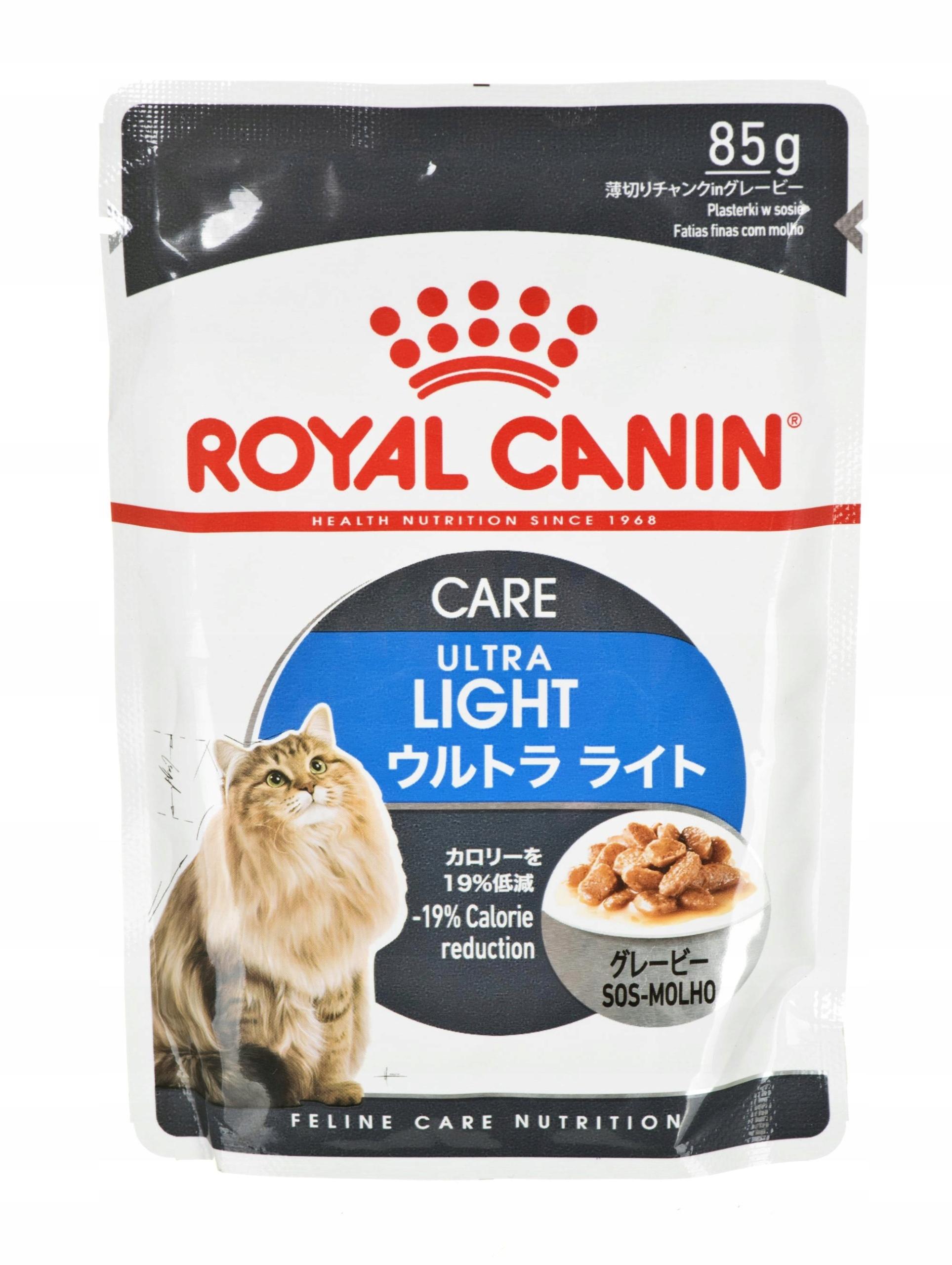 Bez określenia producenta Karma Royal Canin ULTR