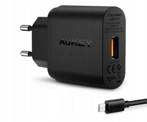 Ładowarka Aukey PA-T9 z Quick Charge 3.0