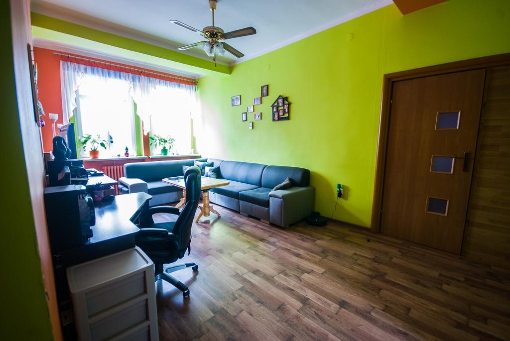 Duże, 4 pokojowe mieszkanie w centrum Bytomia