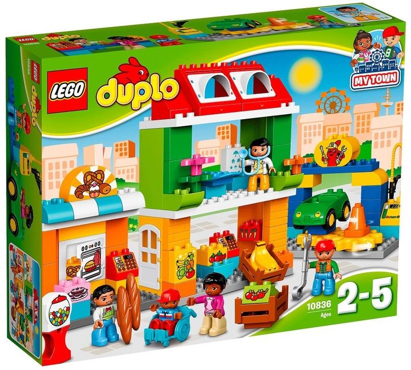 Lego Duplo Miasteczko 10836 Promocja świąteczna 7063237866