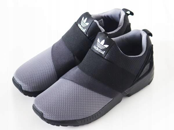 sale retailer 20b7c bc9c5 adidas Originals ZX Flux Slip On 46 2/3 męskie