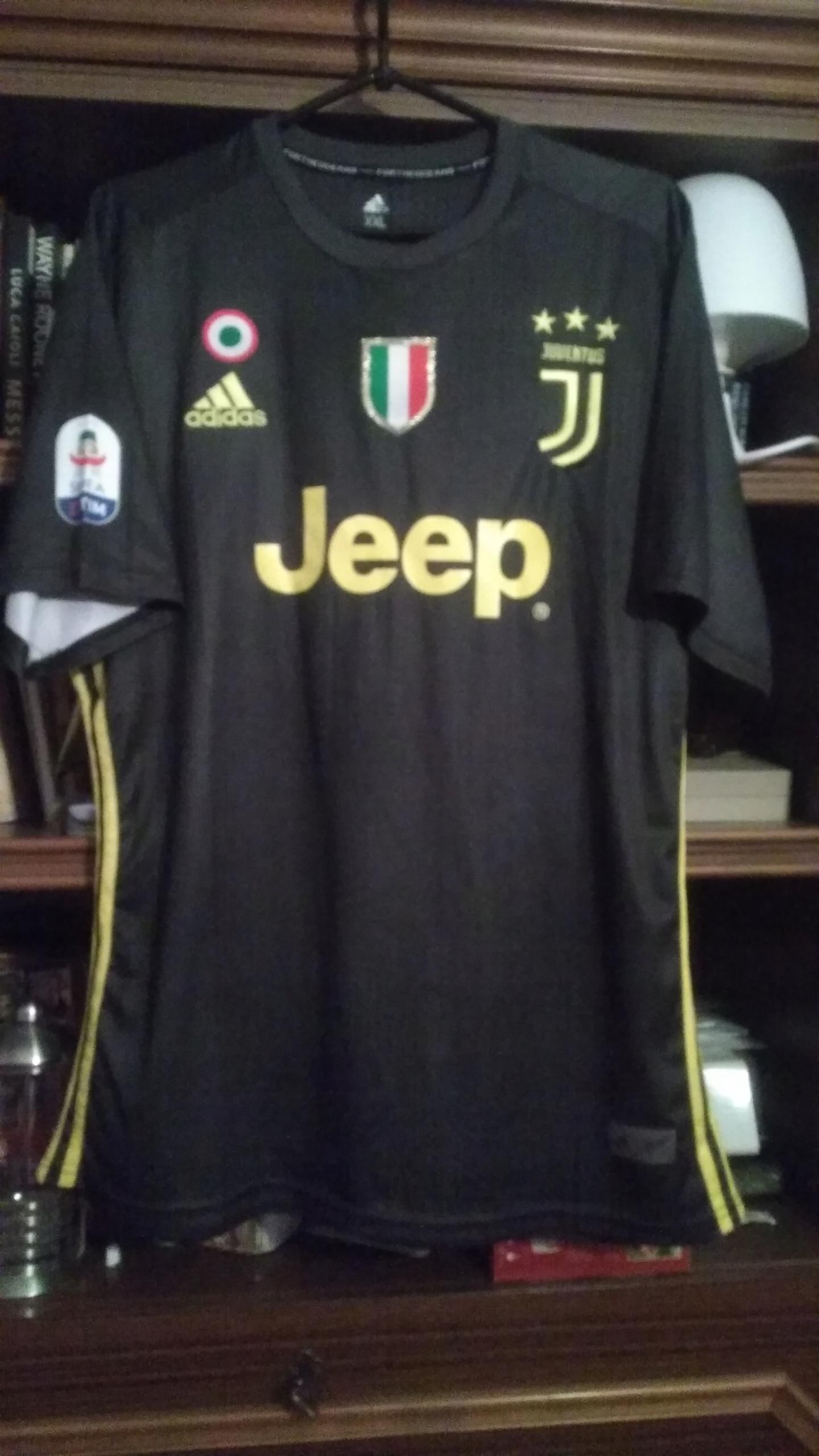6157a3c88 Koszulka Juventus Turyn Paulo Dybala nr10 L/XL - 7661398322 ...