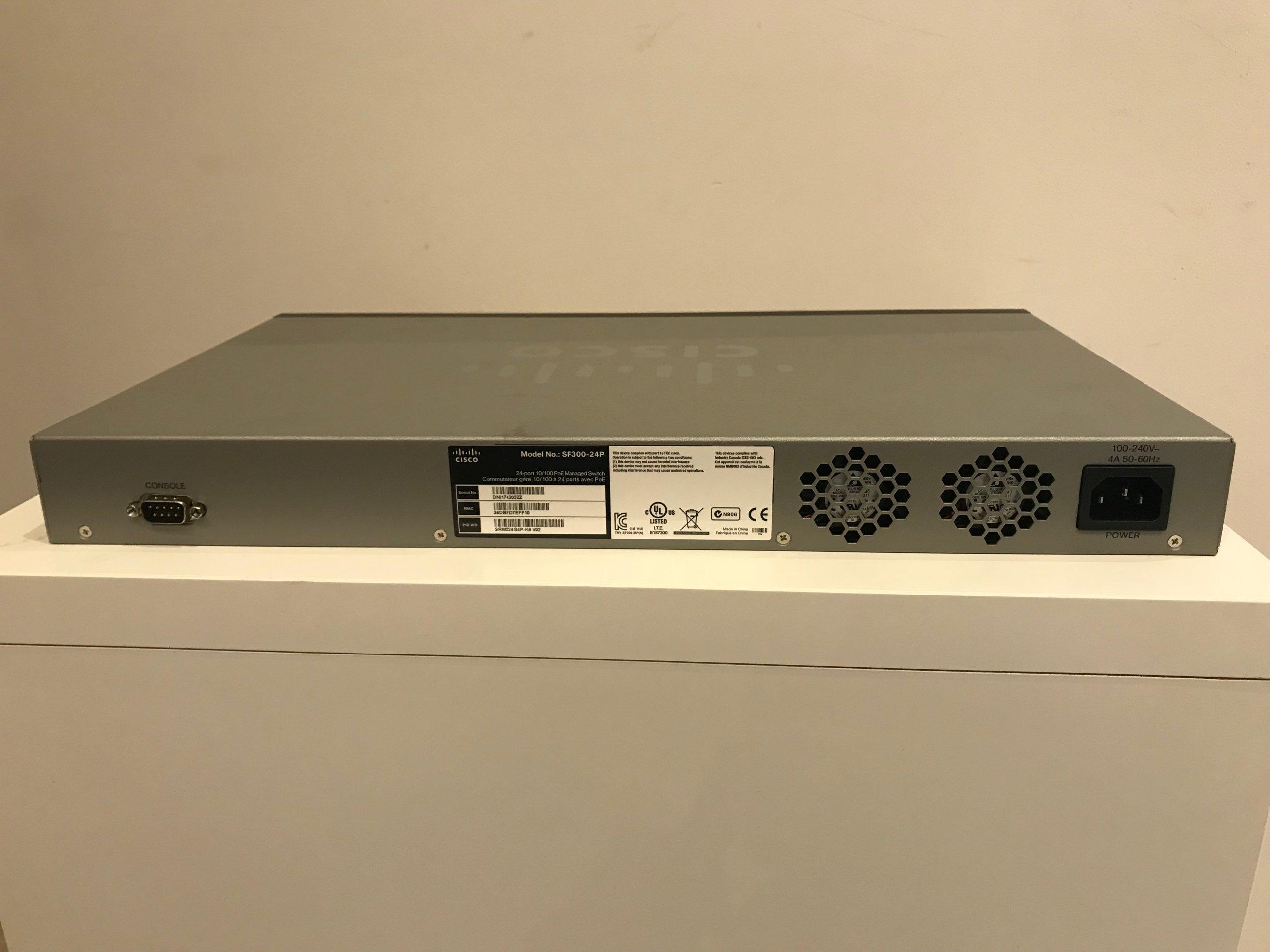 Cisco Sf300 24p 7236889913 Oficjalne Archiwum Allegro 8 Port 10 100 Poe Managed Switch Sf302 08pp K9 Eu