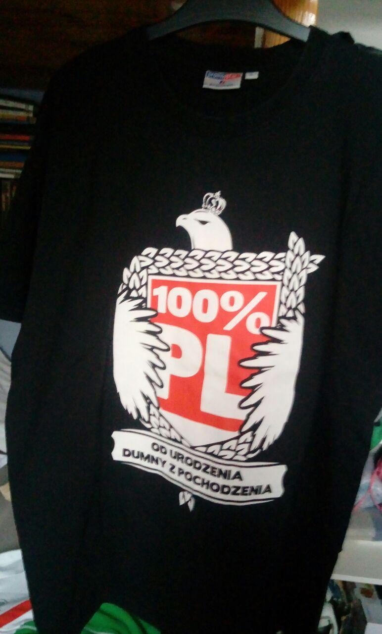 koszulka 100% PL rozm.L