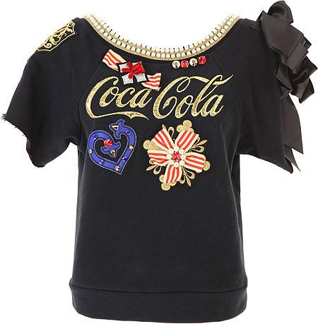 43e40b7f0e Pinko Coca-Cola bluzka, kokarda, perły