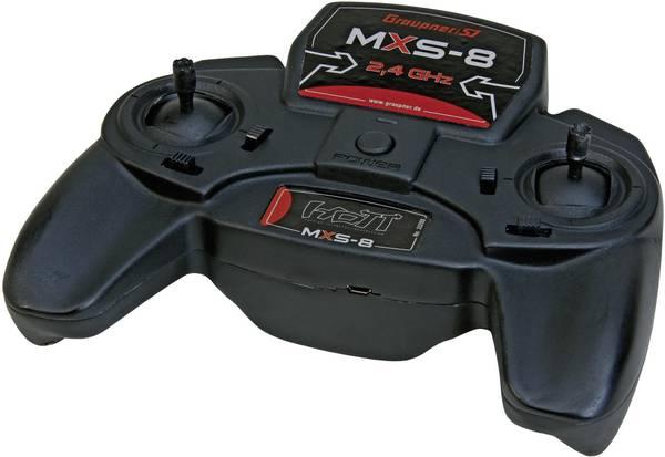 Aparatura Graupner MXS-8 COMPUTERSYSTEM HoTT 33200