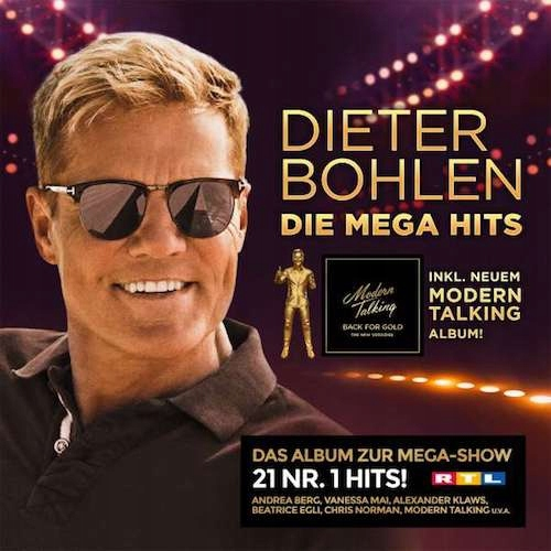 Dieter Bohlen - Die Megahits [2CD] - 7533685104 - oficjalne archiwum ...
