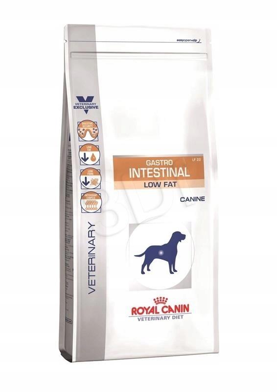 Royal Canin Karma Royal Canin Dog Foode VD Gastr