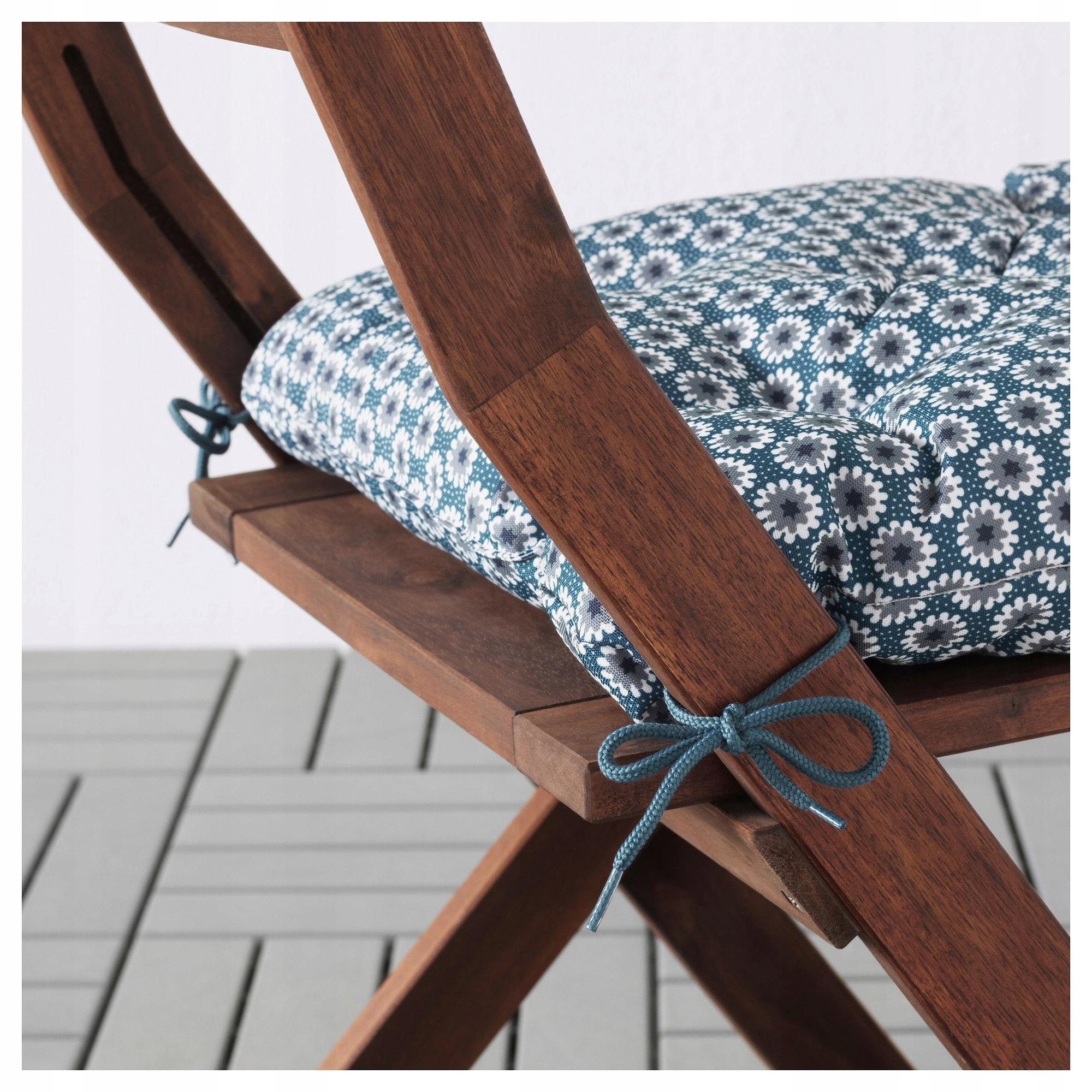Ikea Ytteron Poduszka Na Krzesło Taboret 40x40 Cm 7530690943
