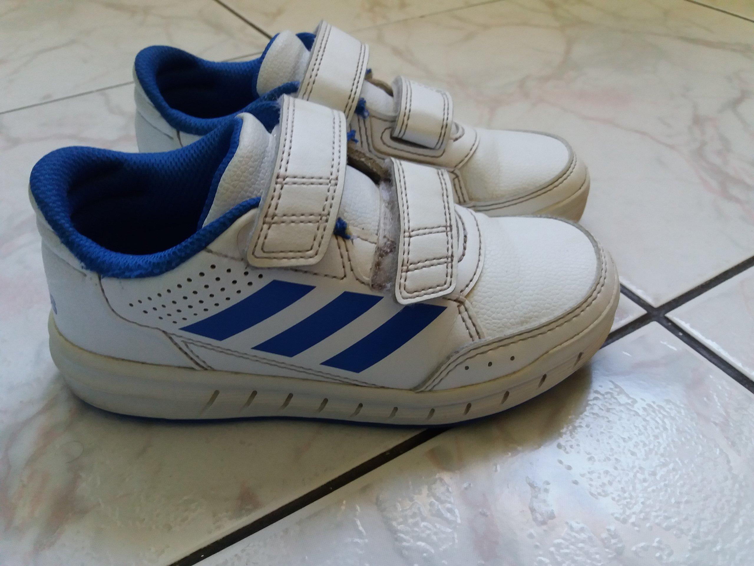 09434f7284ebe Buty Adidas rozmiar 28 - 7346738031 - oficjalne archiwum allegro