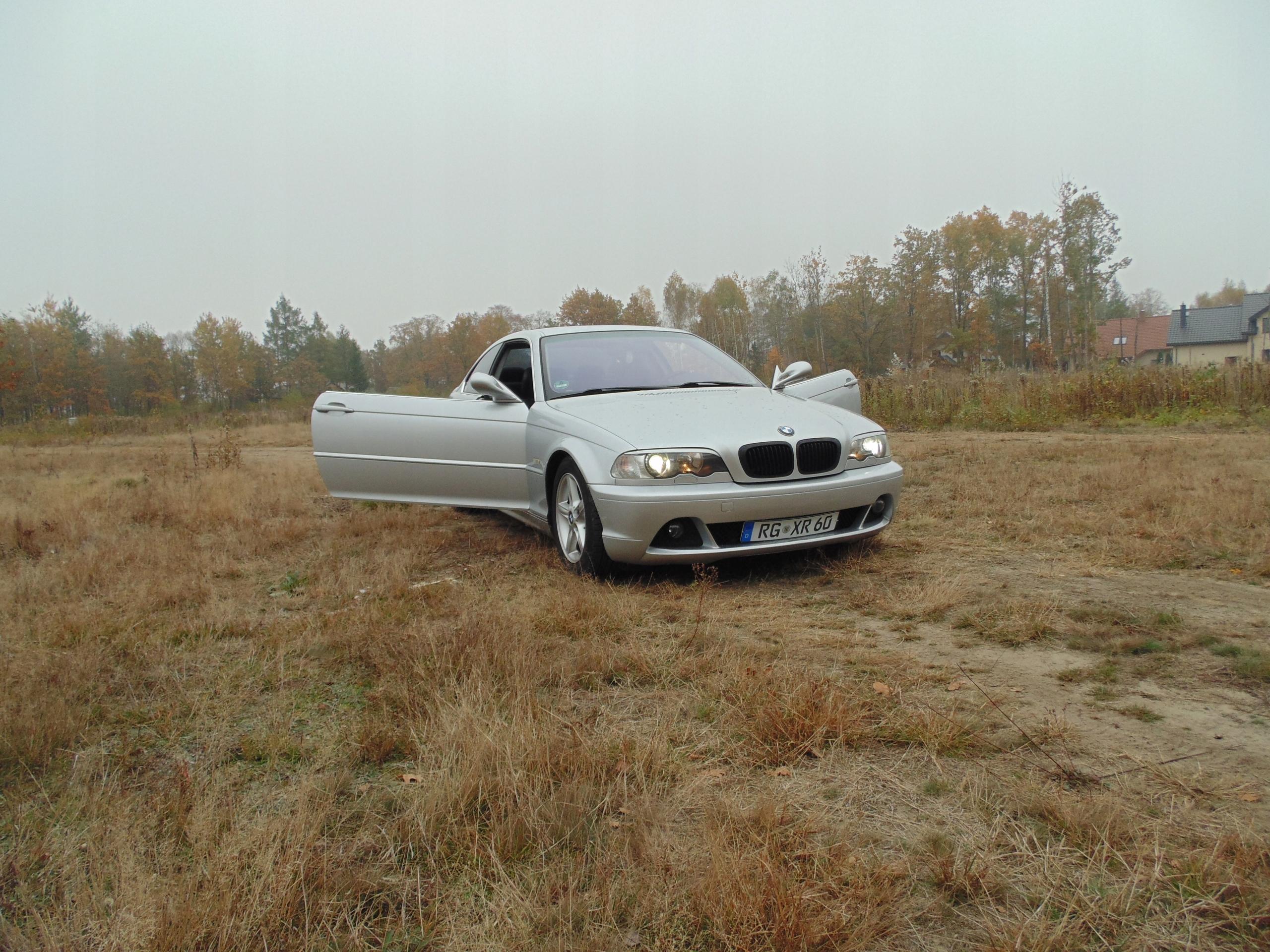 1064f25fe BMW 320i coupe skóry xenon 2000r ! - 7657036785 - oficjalne archiwum ...