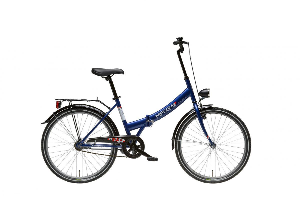 "Rower składany MAXIM 24"" MC steel 0.1"