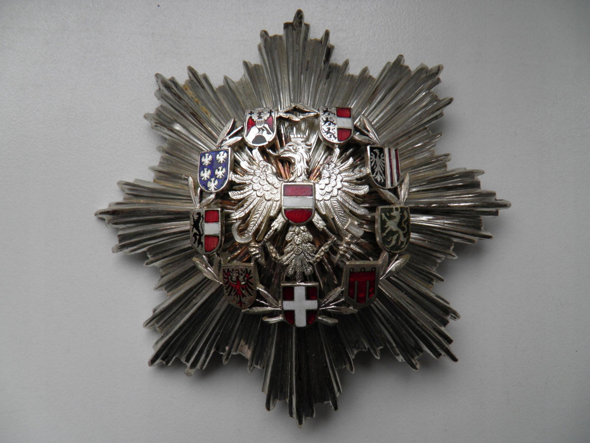 Wielka Gwiazda Za Zasługi dla Republiki Austrii