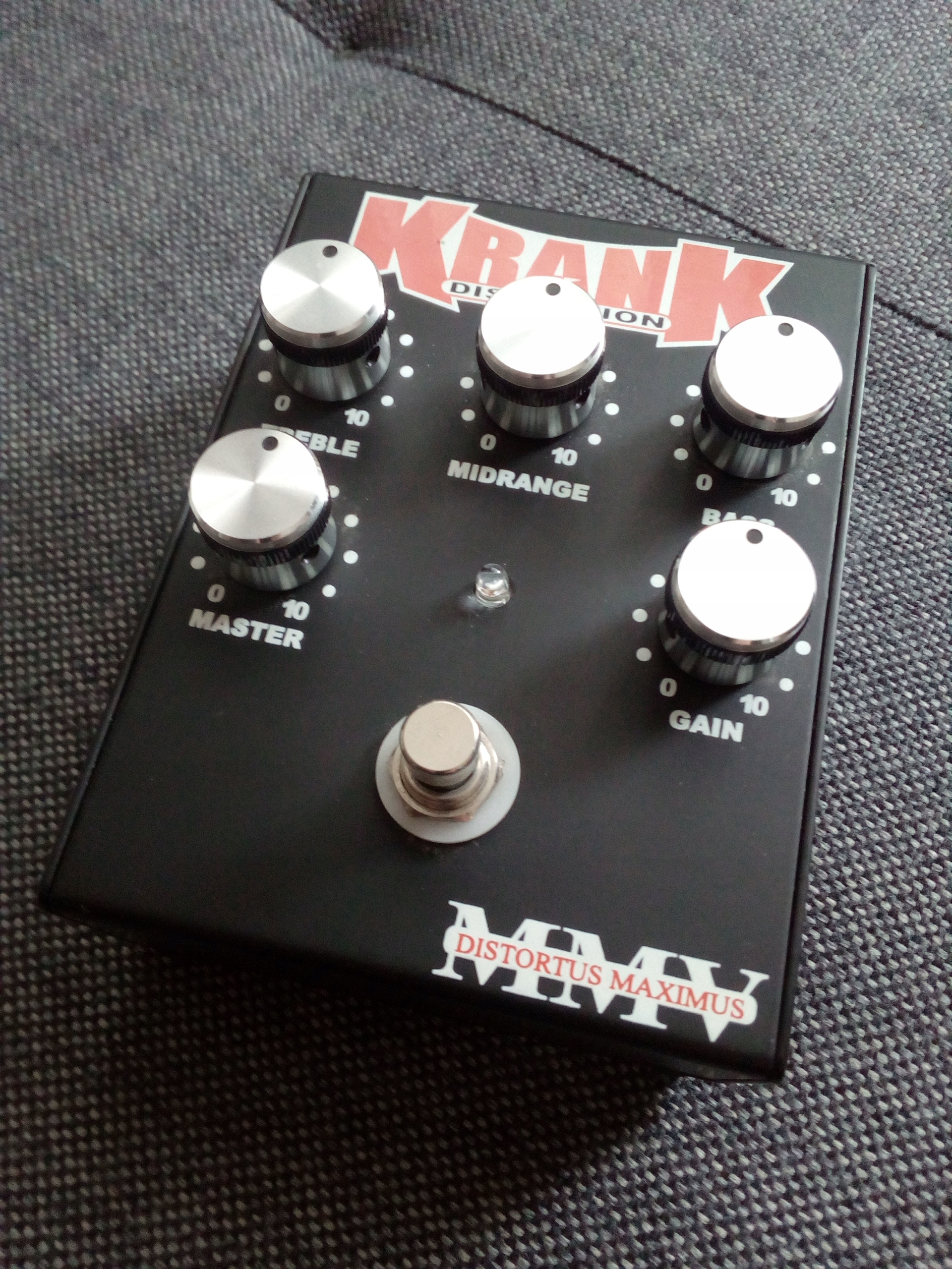 Krank Distortus Maximus Distortion