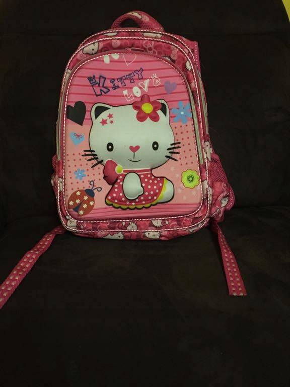 9903631e55641 Plecak Hello Kitty - 7698089892 - oficjalne archiwum allegro