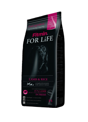 FITMIN DOG FOR LIFE LAMB RICE 15,5KG USZKODZONE OP