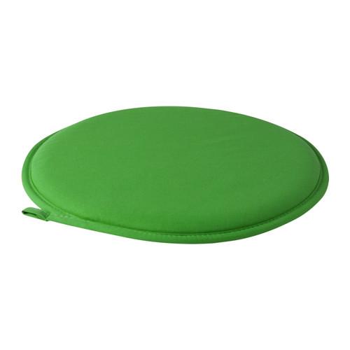 Ikea Cilla Poduszka Na Taboret Okrągła Zielona 7216470526