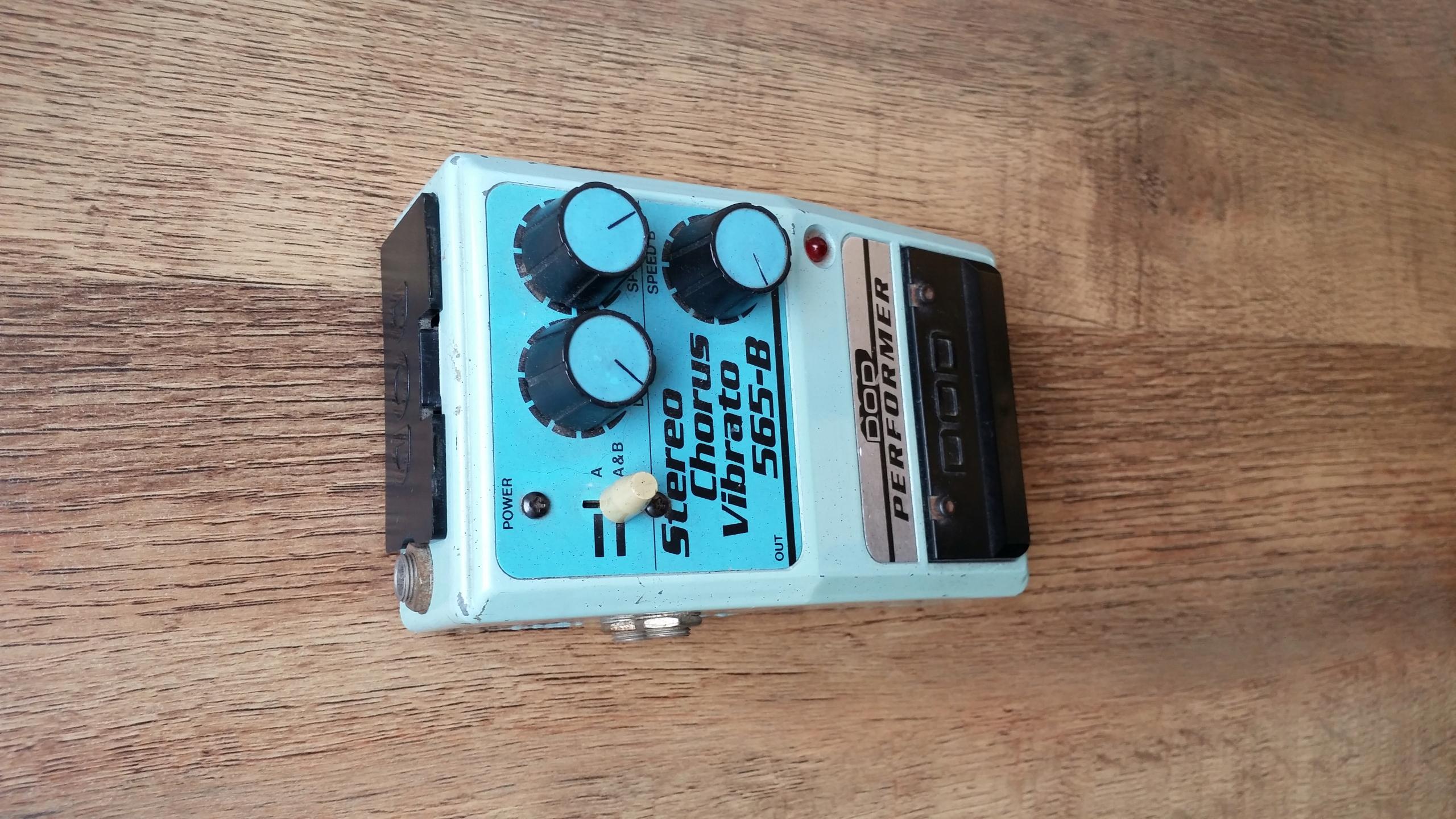 DOD 565-B Stereo Chorus Vibrato, VINTAGE USA !!!