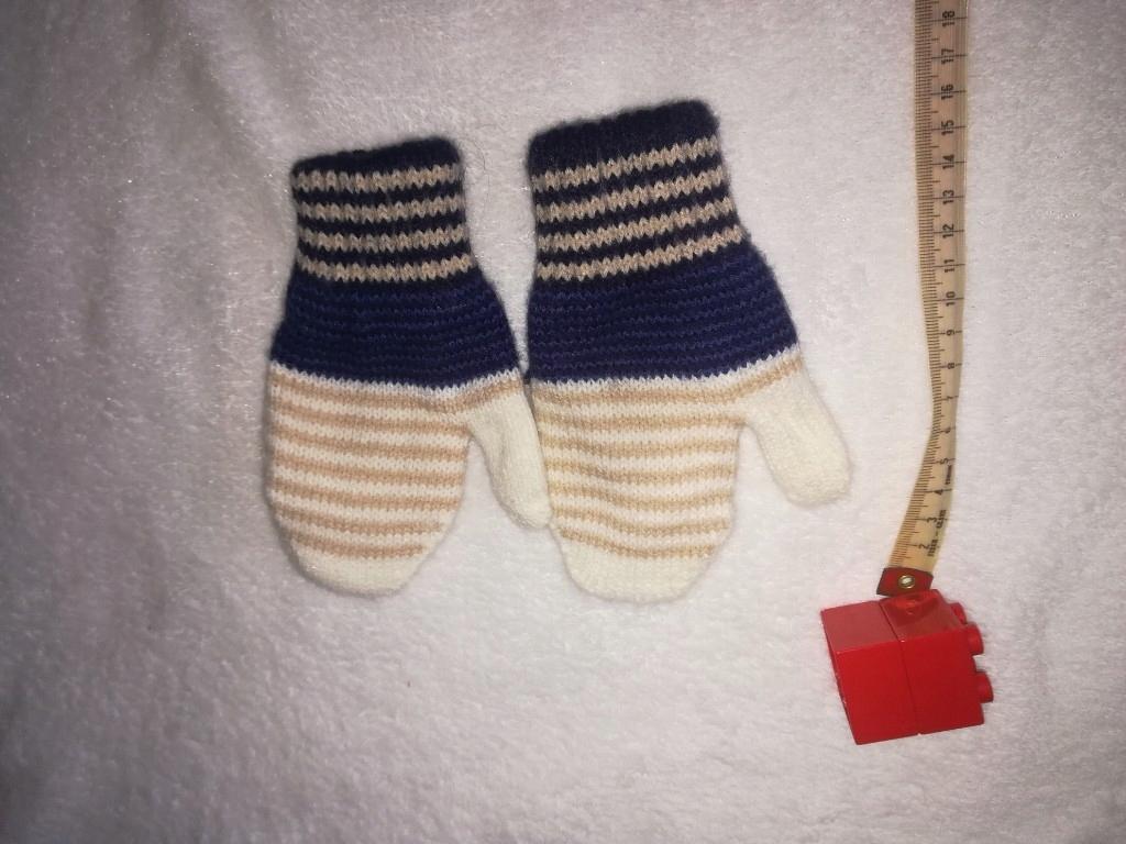 Rękawiczki dla chłopca Wójcik