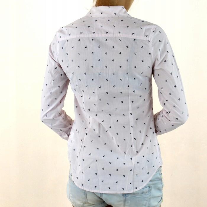 f97829421 NOWA Koszula biała Tommy Hilfiger z USA rozm. XS - 7633185591 ...