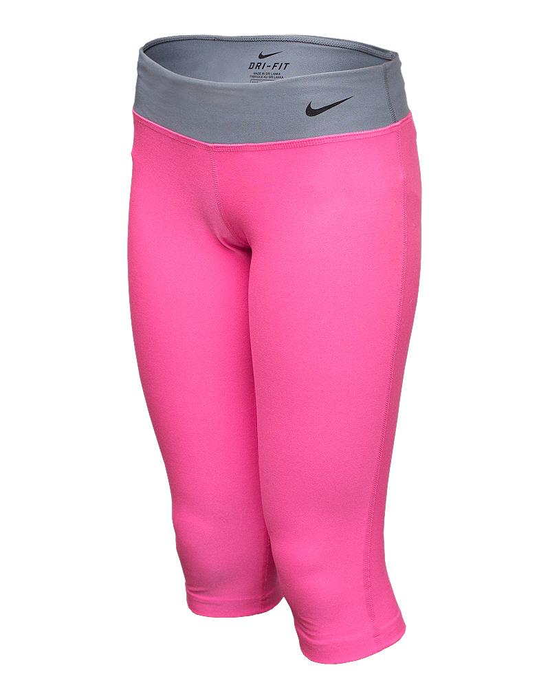 Spodnie sportowe 3/4, Nike, dziewczynka 8-10 lat