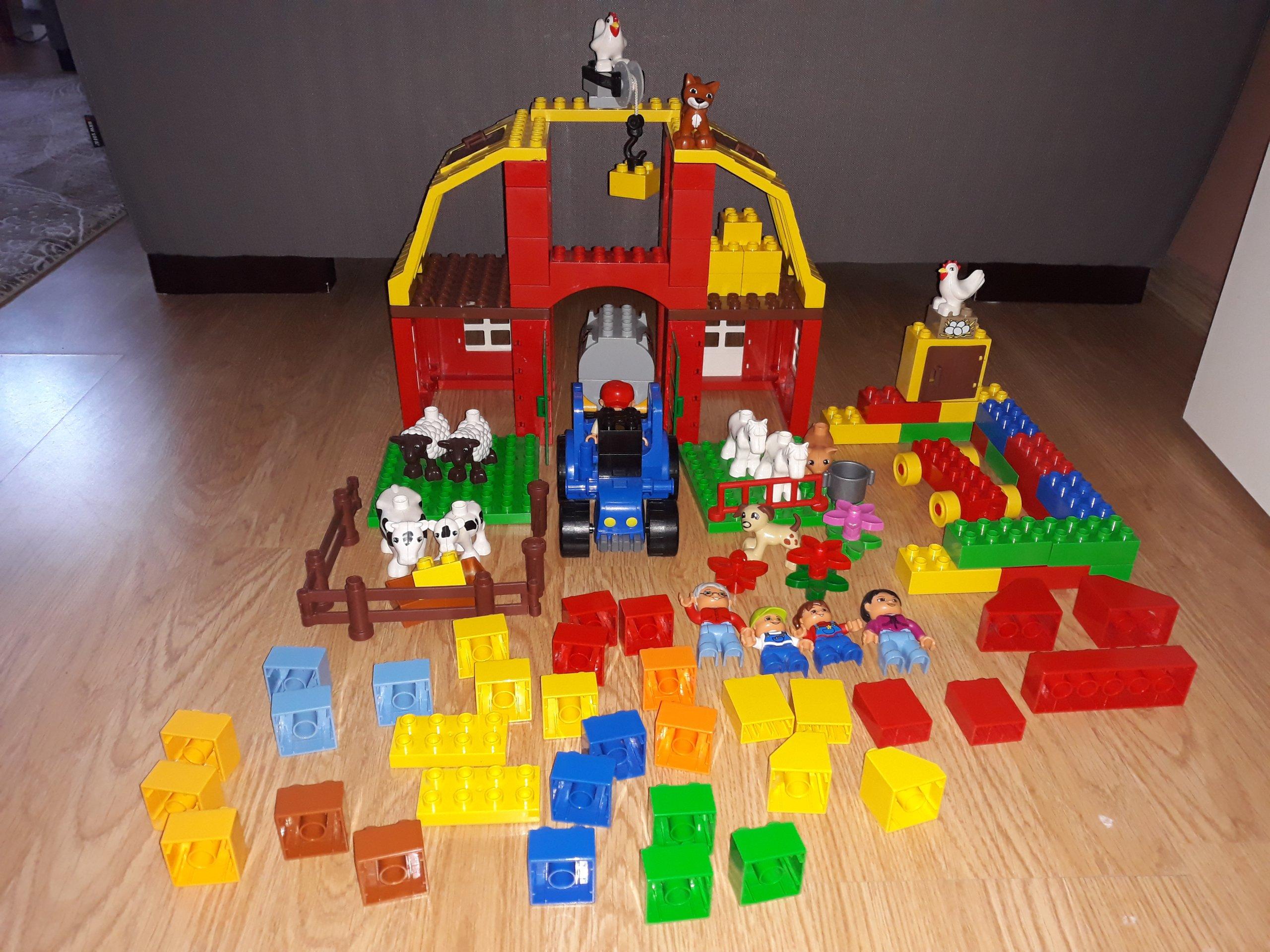 Lego Duplo Farma
