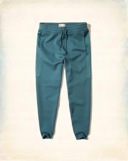 Spodnie dresowe Hollister jogging slim rozmiar S