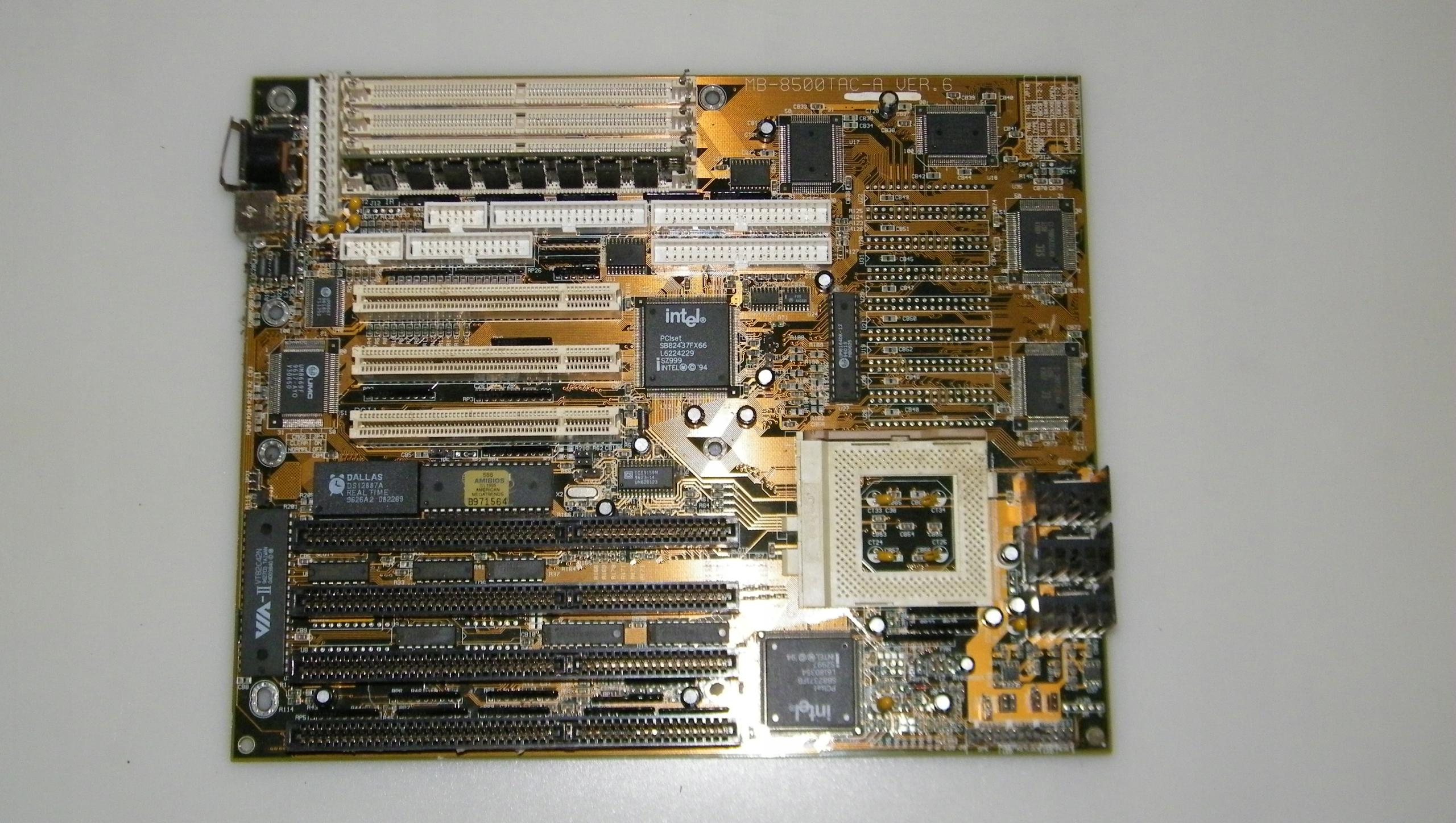 BIOSTAR MB 8500TAC 64BIT DRIVER