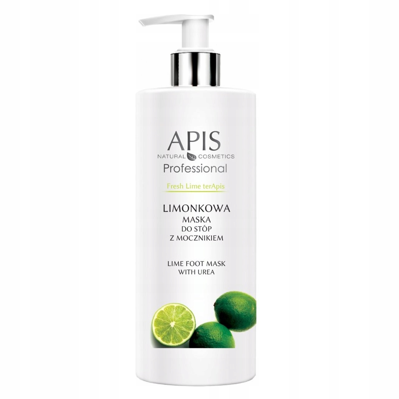 APIS Fresh Lime TerApis maska limonkowa mocznik