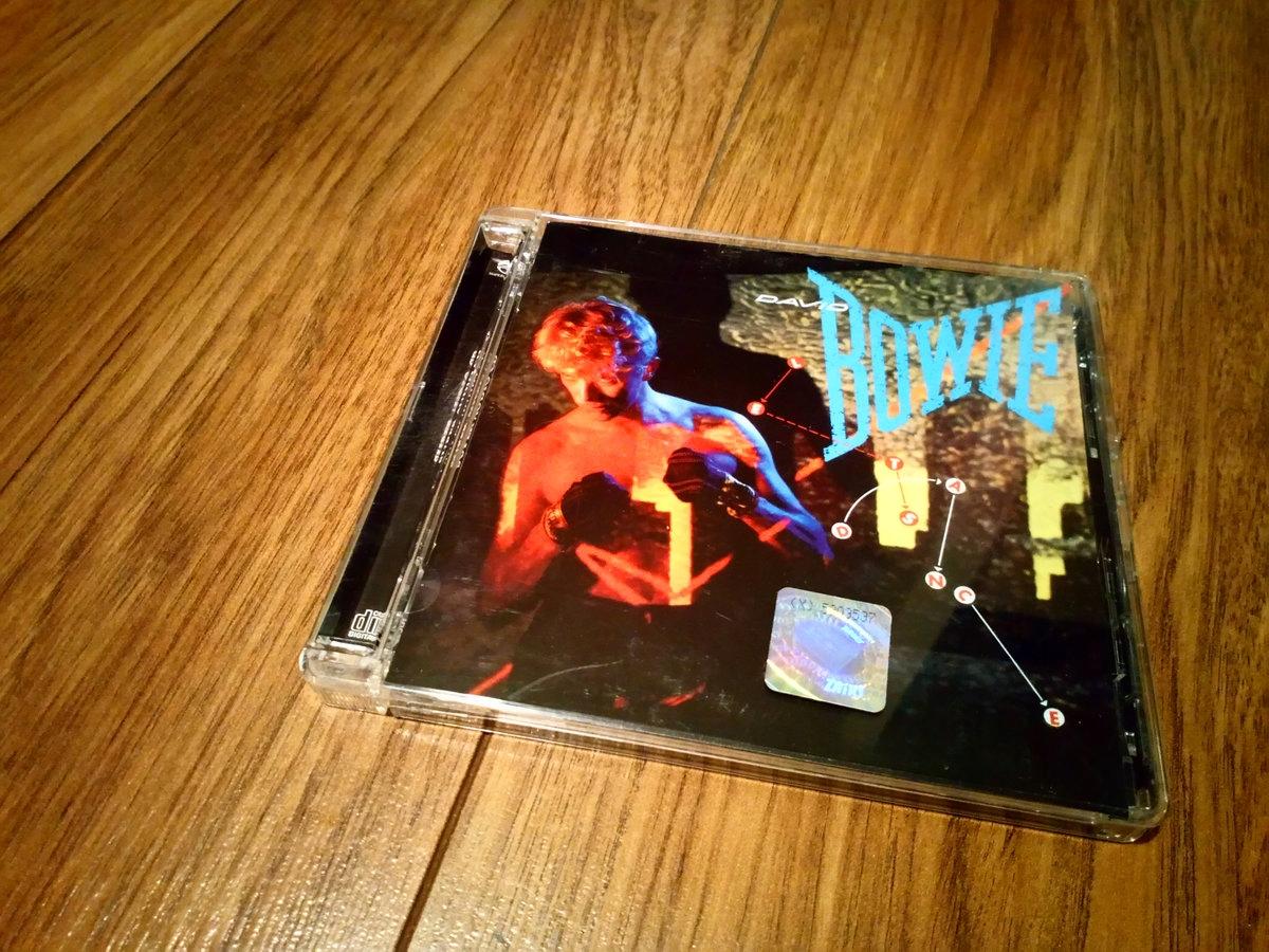 DAVID BOWIE LET'S DANCE SACD SUPER AUDIO CD