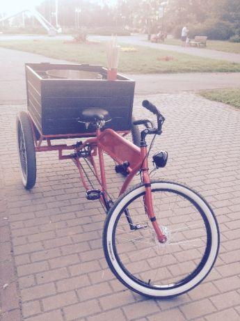 Wata cukrowa - wynajem rower z watą cukrową Śląsk!