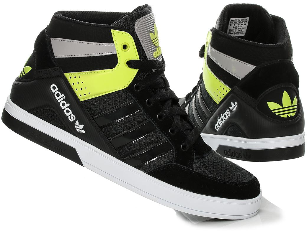 buty męskie adidas hard court d66078 originals
