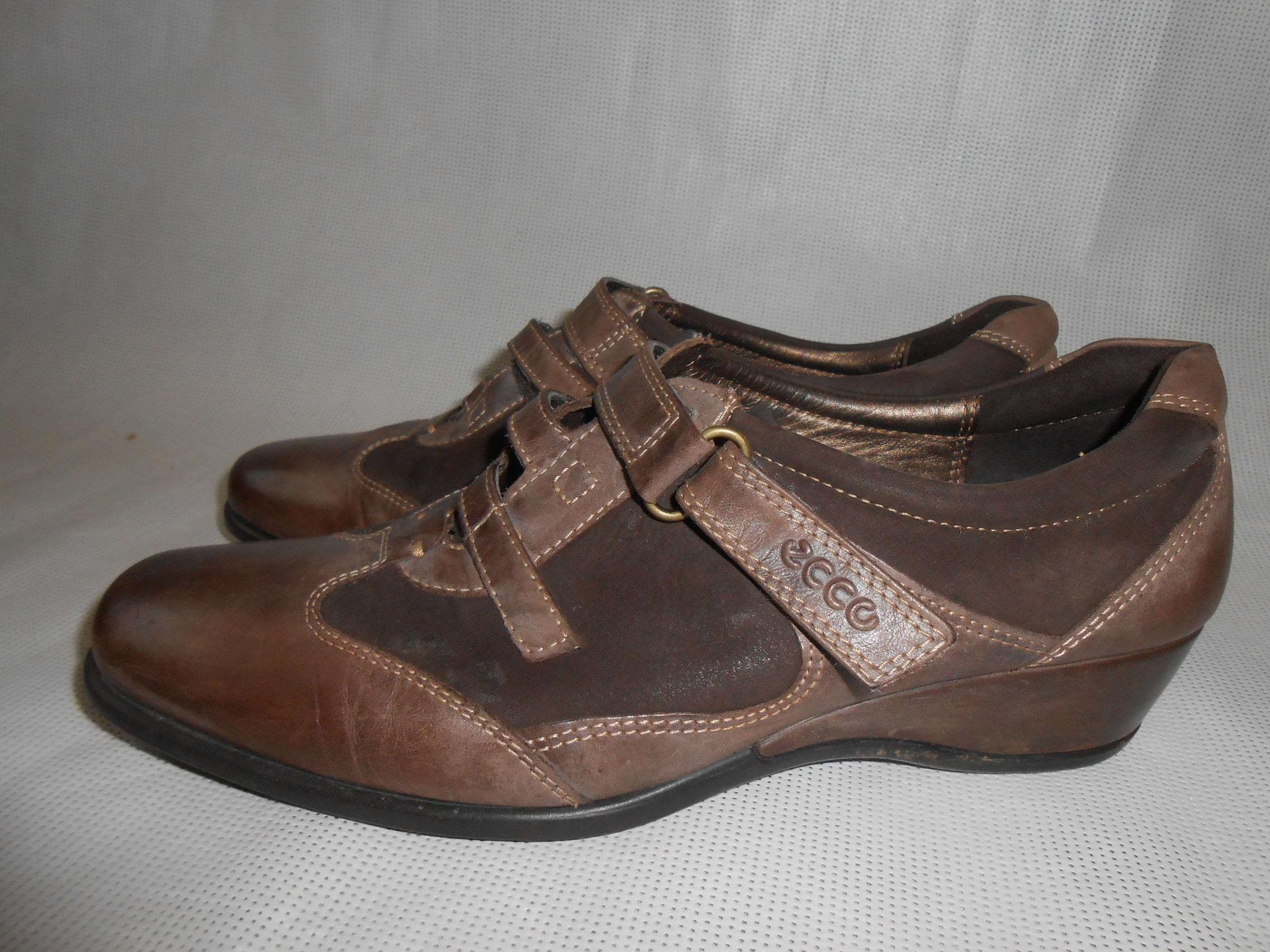 fac315e3 ECCO Super buty damskie z Anglii !!nr 38 - 7258076376 - oficjalne ...