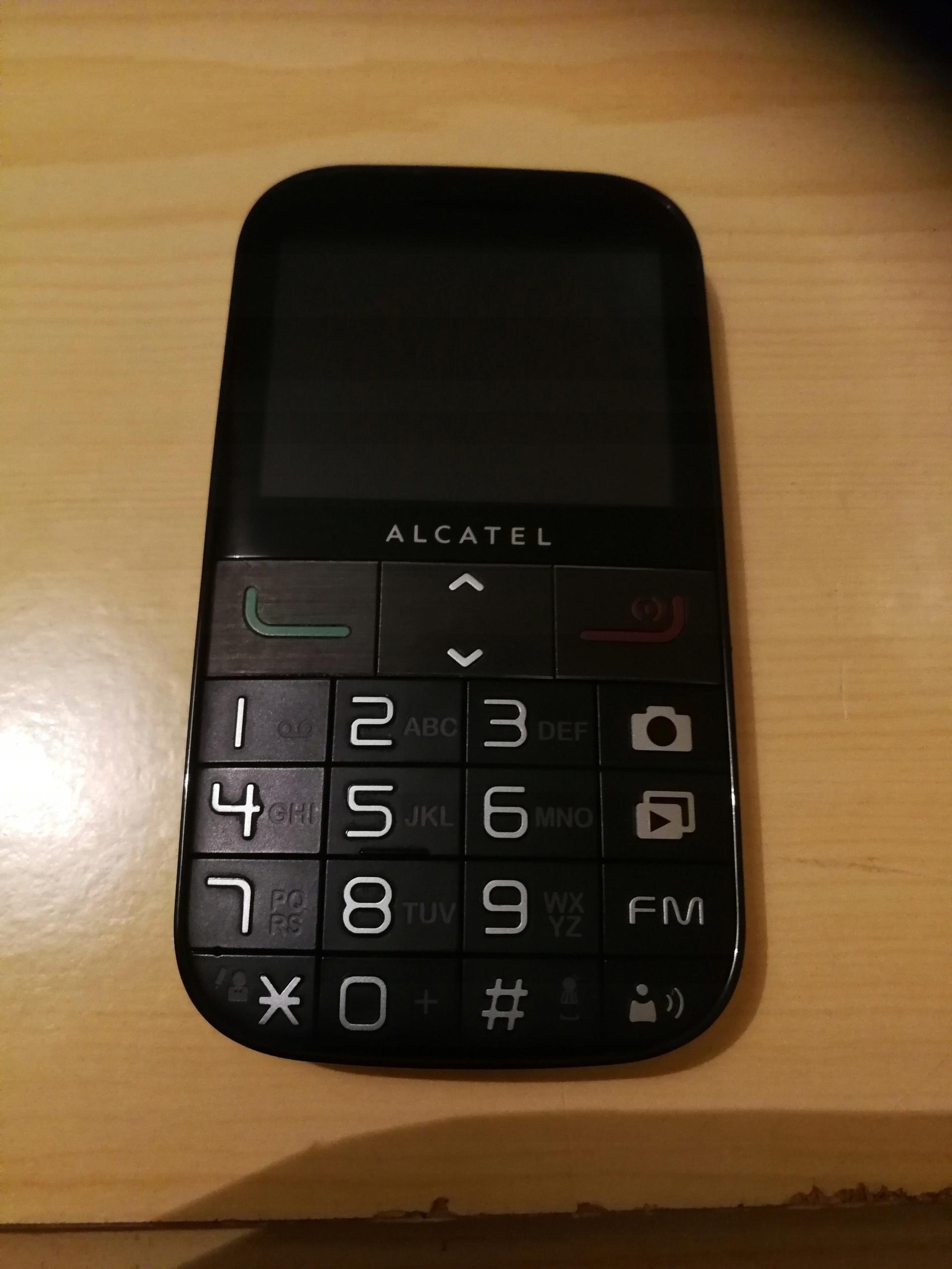 ALCATEL 2001 TELEFON
