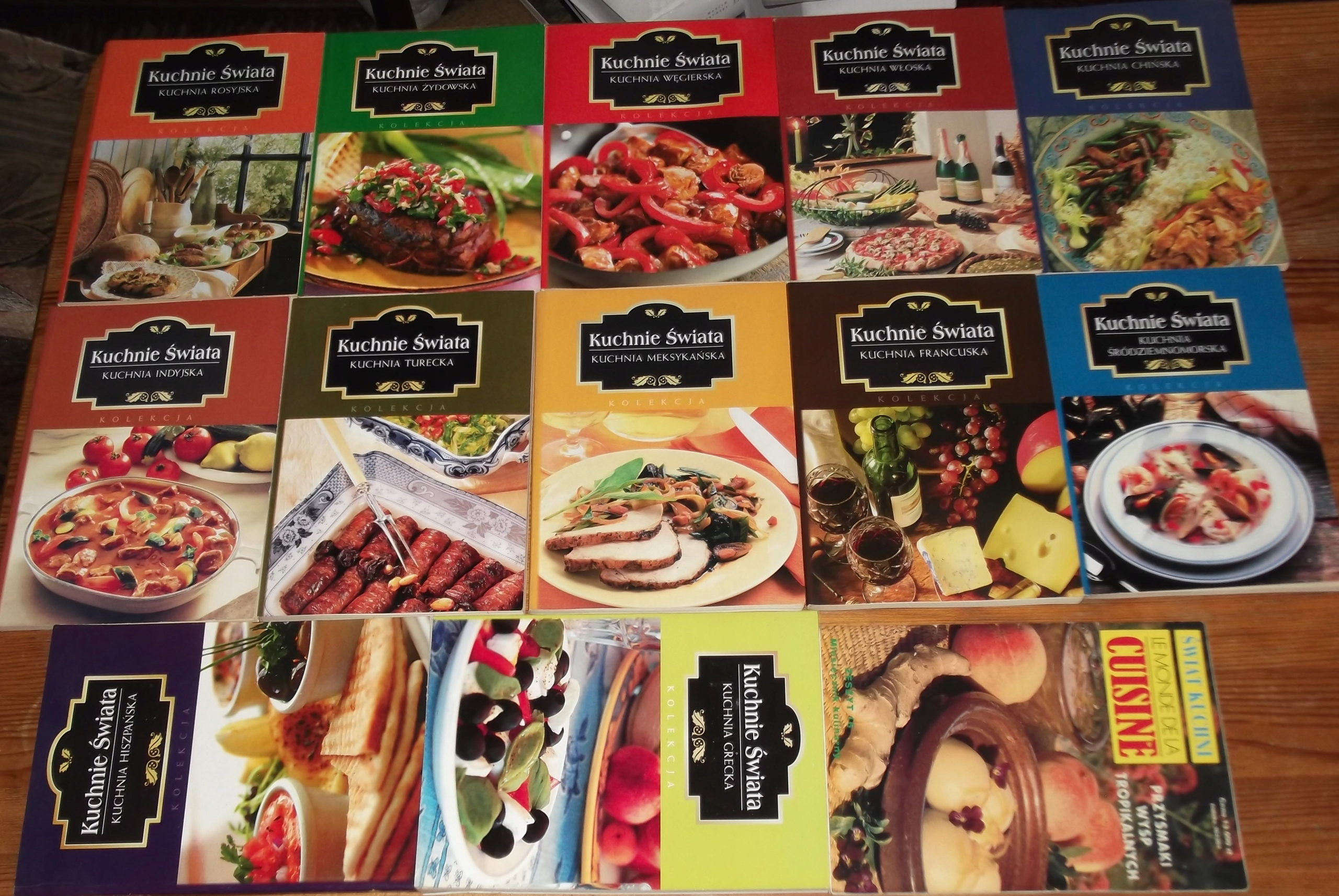 Kuchnie Swiata Kolekcja 12 Czesci Komplet Gratis