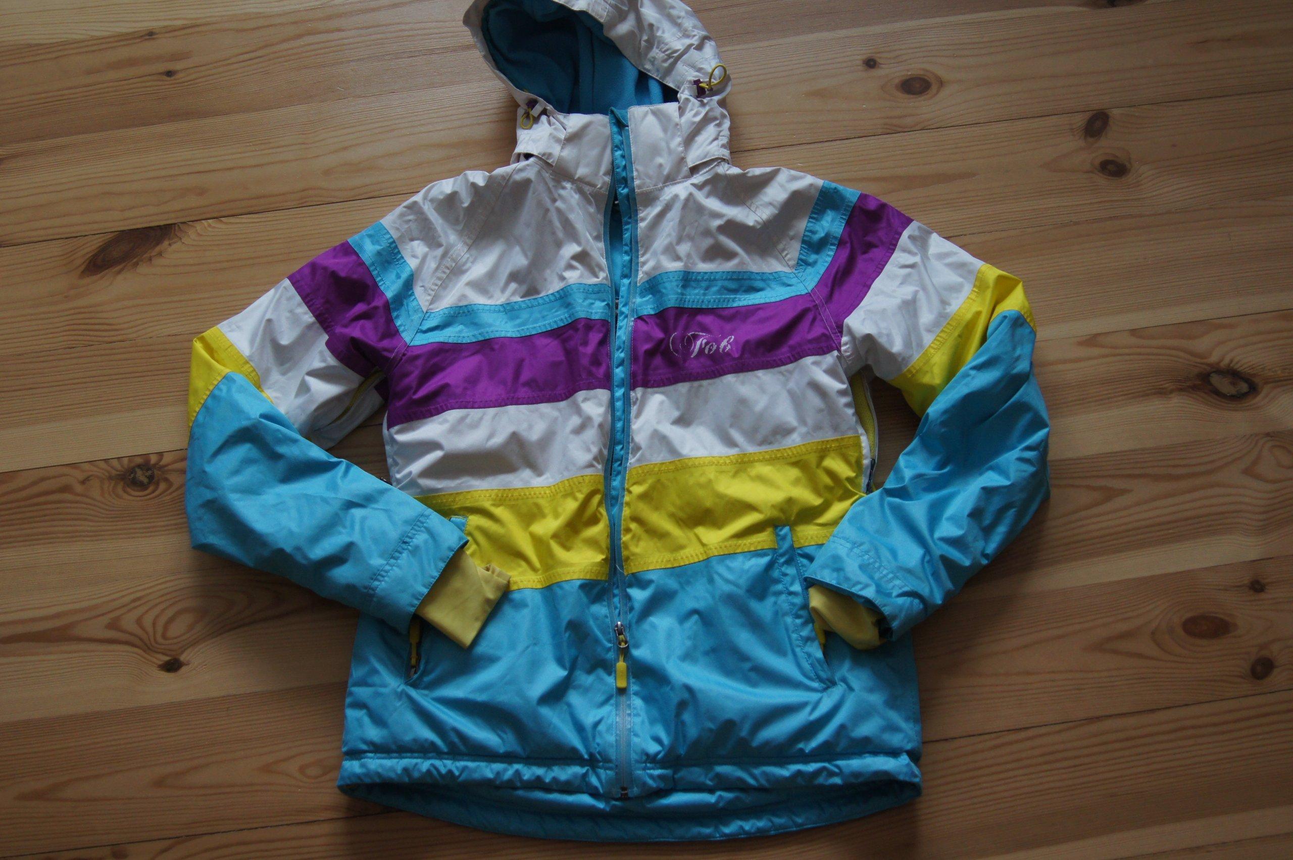 3de1486f5fcdc Kurtka narciarska, snowboardowa Fob / 4f XL - 7074225927 - oficjalne ...