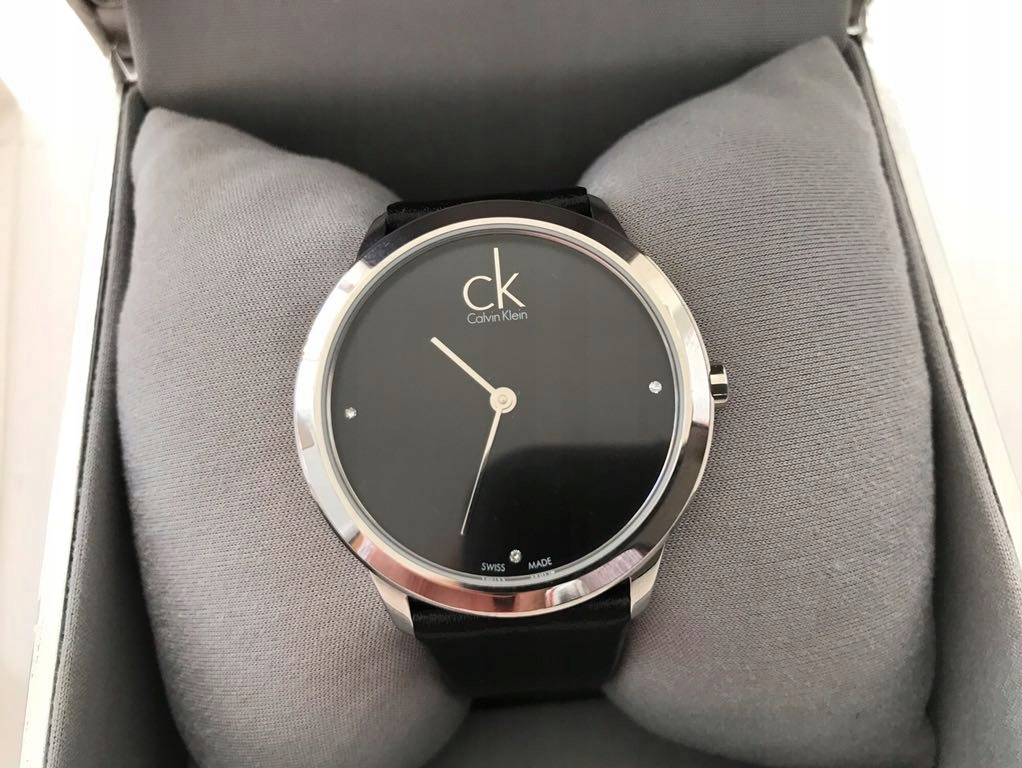 Zegare Calvin Klein diamonds K3M221CS nowy gw