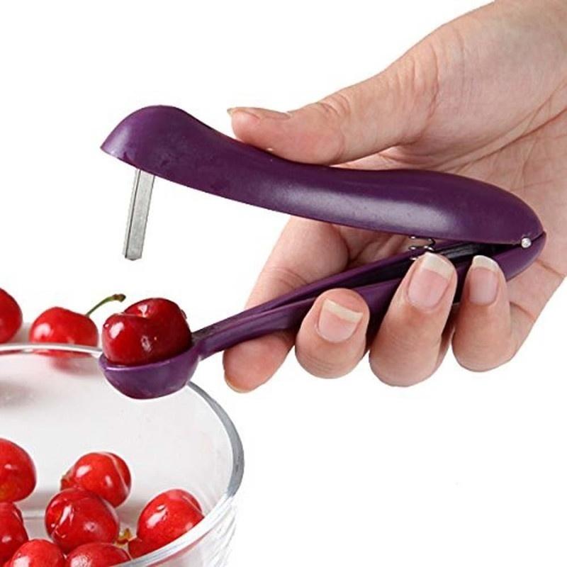 Kreatywne narzędzie do drylowania czereśni / wiśni
